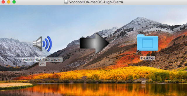 voodoohda - VoodooHDA macOS High Sierra Captur26