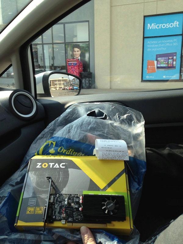 Teste Zotac Nvidia GT 1030 Carte10