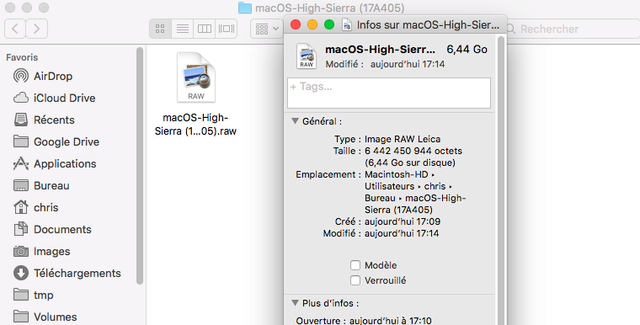 Clef USB macOS Mojave / macOS High Sierra / macOS Sierra dans Windows - Page 23 Sans_123