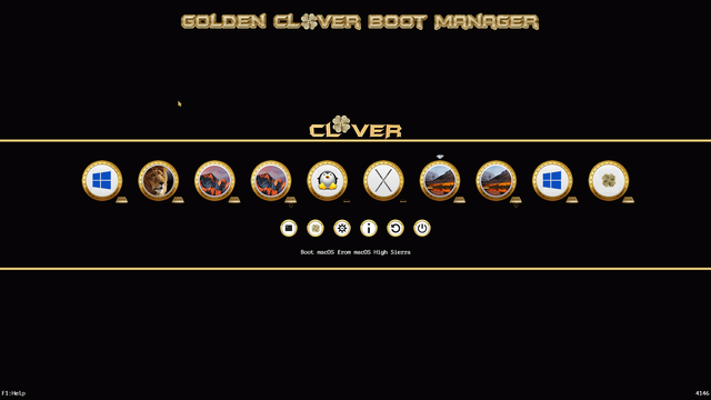 Theme Gold_clover - Page 3 Screen23