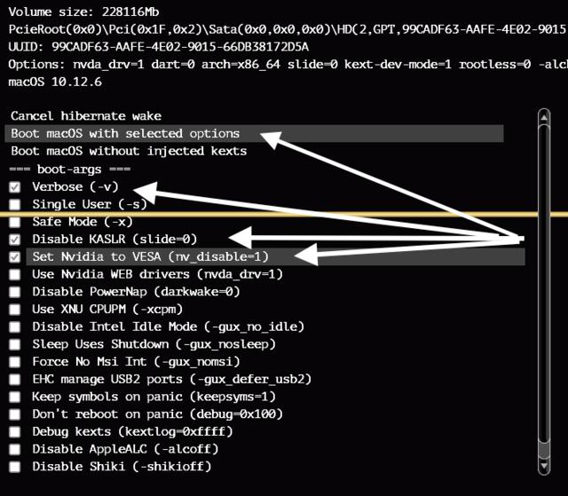 [résolu]problème de boot Screen32