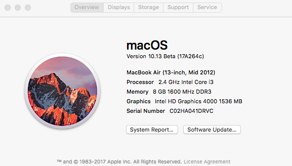 Create Install Media macOS High Sierra Succes10