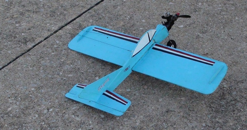 Ordered a 1/2A Skyray kit 8_3710