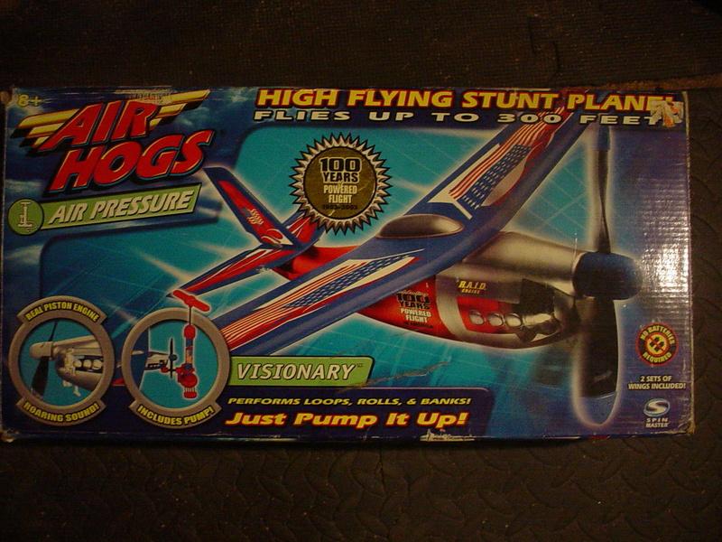 """Air Hogs.. """"Visionary"""" Dsc04410"""