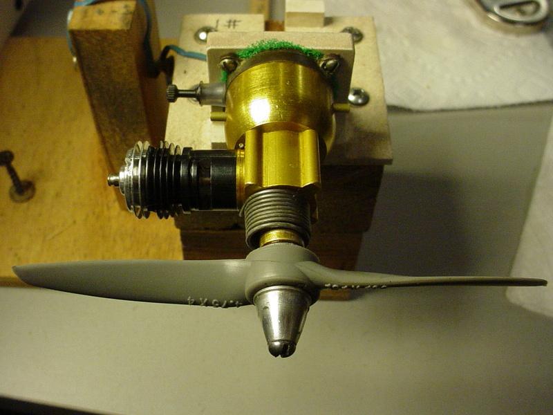 Cox needle-valve seals Needle13