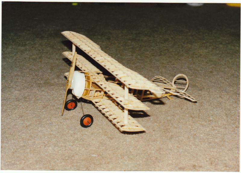 My Sterling Fokker DR-1 Sterli16