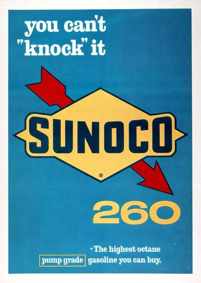 Sunoco Racing Fuel