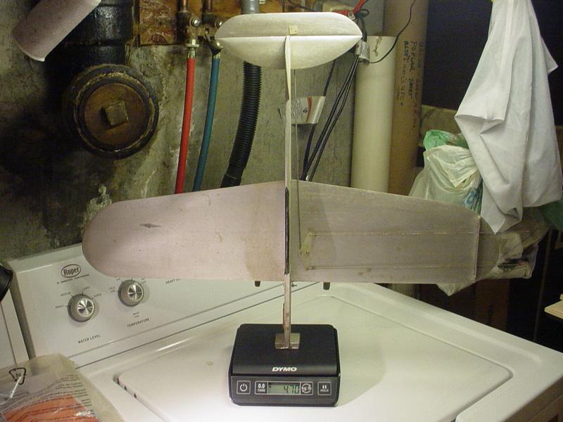Roddie's P-51's Weight10