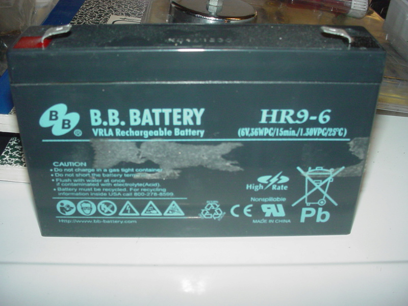 more field-box batteries.. Wisete11
