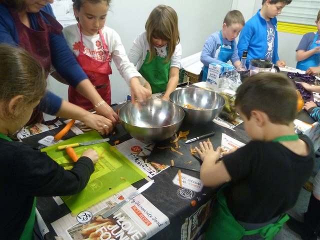 ATELIER EQUILIBRE ALIMENTAIRE GAREOULT PARTIE II 18076610