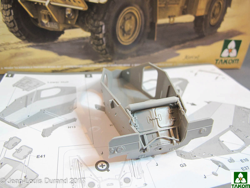 AML 60 - TAKOM 1/35 Build_10
