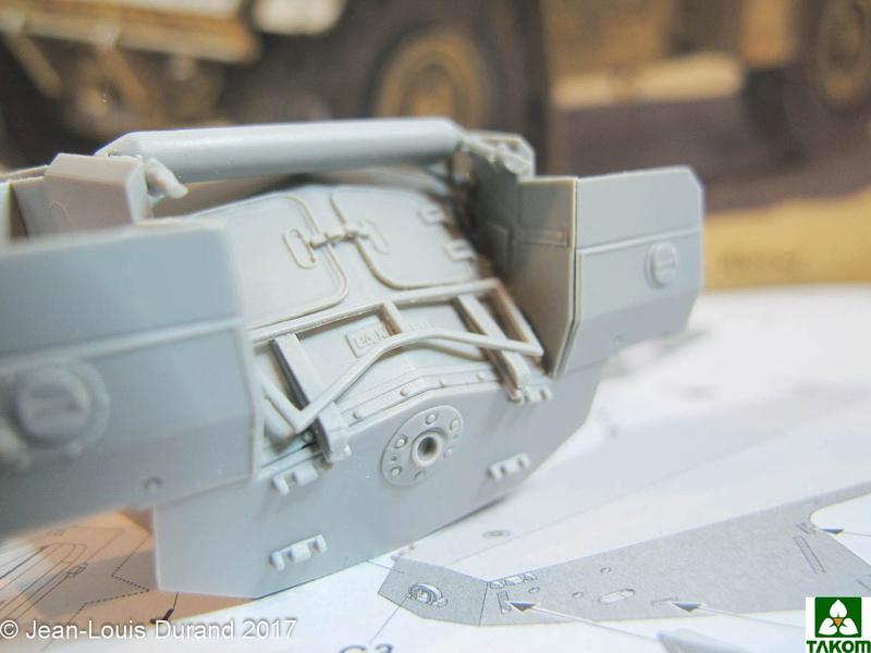 AML 60 - TAKOM 1/35 Build_16