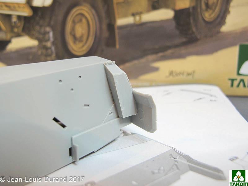 AML 60 - TAKOM 1/35 Build_19
