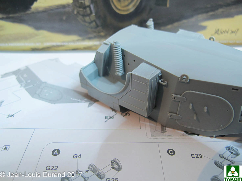 AML 60 - TAKOM 1/35 Build_29
