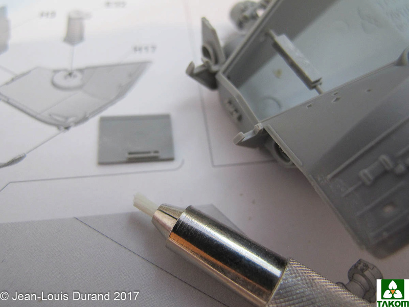 AML 60 - TAKOM 1/35 Build_32