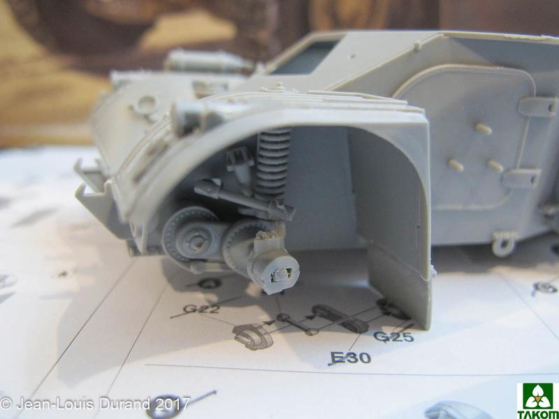 AML 60 - TAKOM 1/35 Build_35