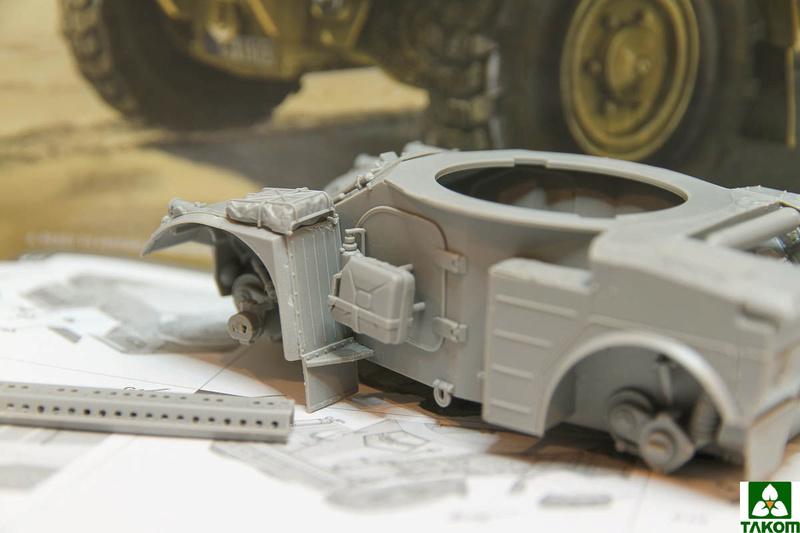 AML 60 - TAKOM 1/35 Build_43