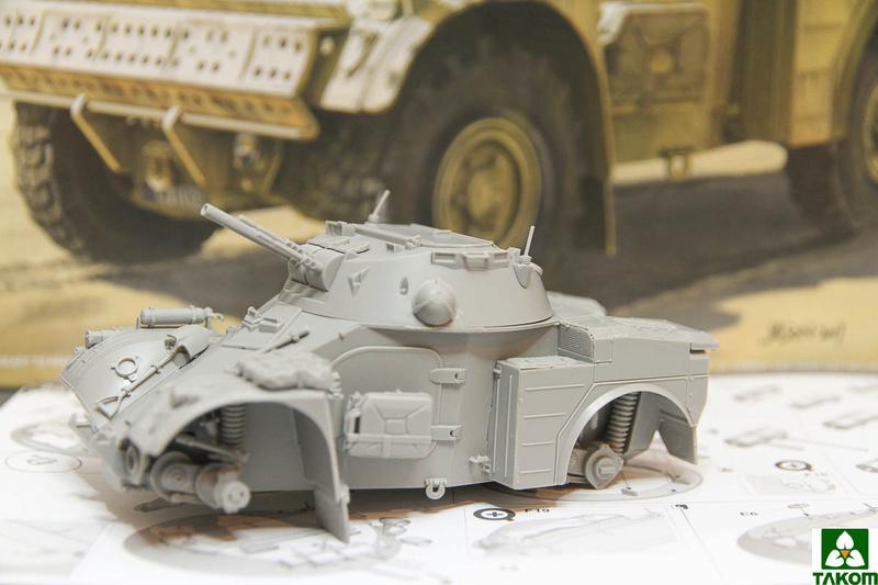 AML 60 - TAKOM 1/35 Build_45