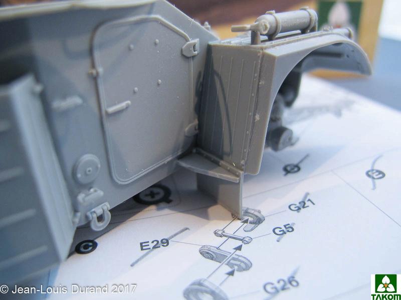 AML 60 - TAKOM 1/35 Build_46