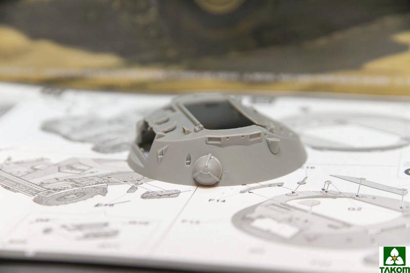 AML 60 - TAKOM 1/35 Build_47