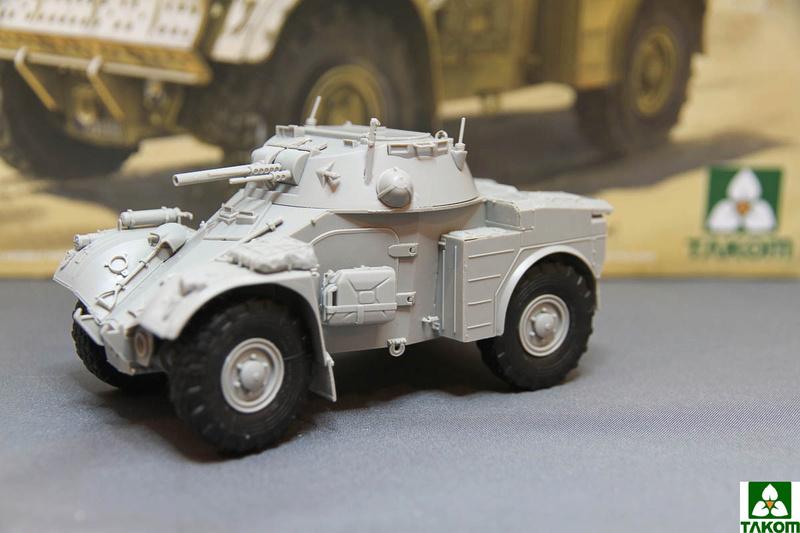 AML 60 - TAKOM 1/35 Build_48