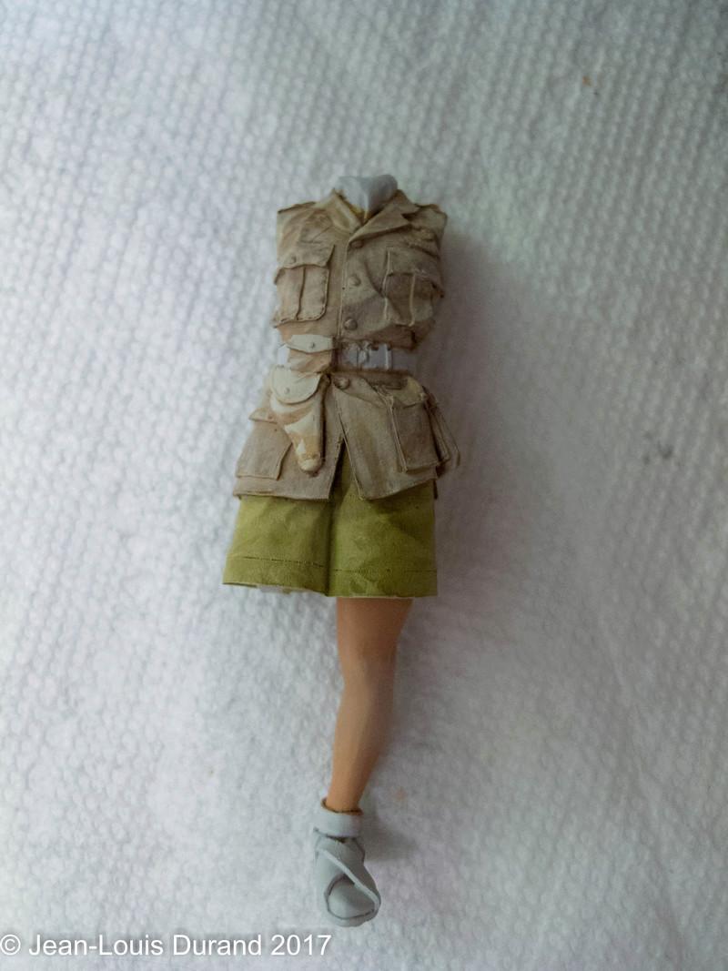 TERMINE - Officier SAS, Le Caire 1942 - YOUNG MINIATURES - 90mm - Acryliques Img_9033
