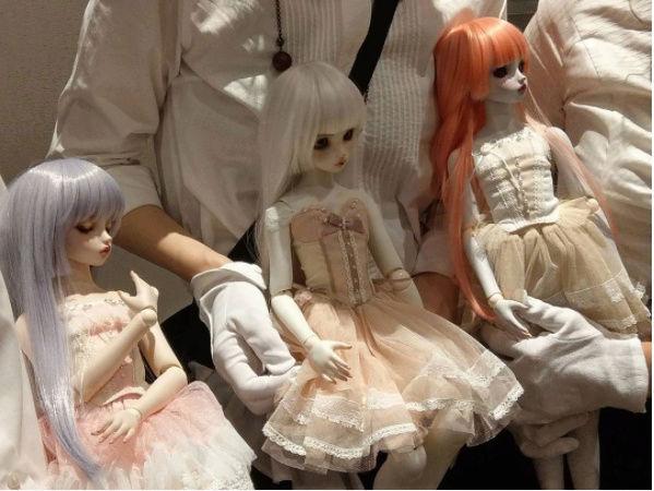 [Volks] Dollfie Icon - Lilac, Clover, Serra, Terra Dollfi10