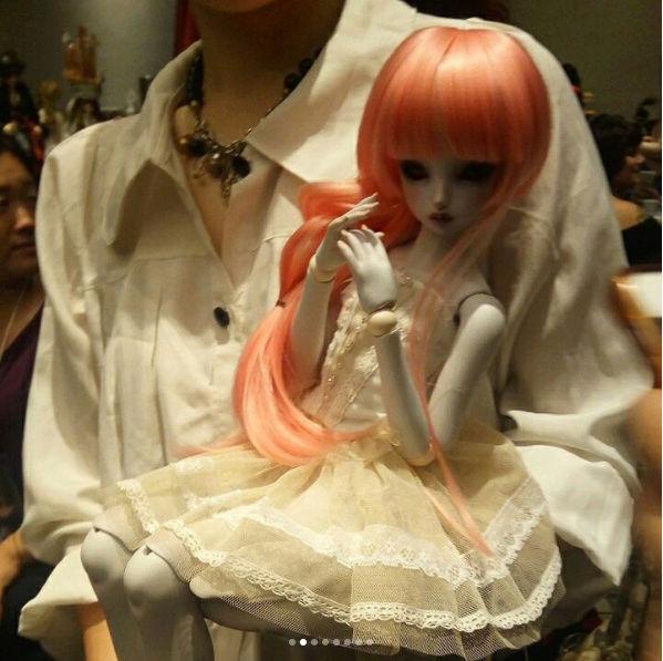 [Dollfie Icon] Lilac, Clover, Serra, Terra Dollfi11
