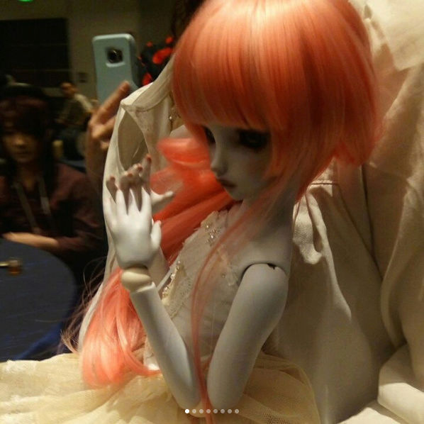 [Dollfie Icon] Lilac, Clover, Serra, Terra Dollfi12