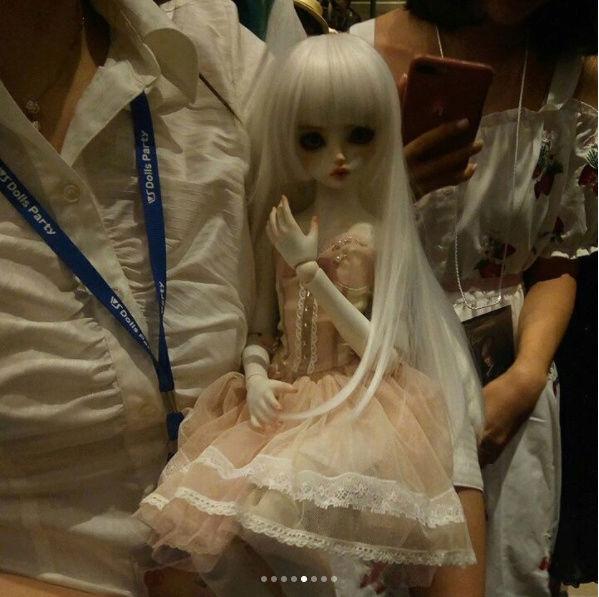 [Volks] Dollfie Icon - Lilac, Clover, Serra, Terra Dollfi13