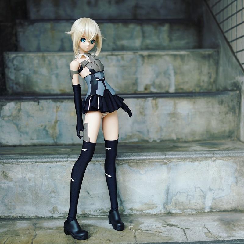 [Smart Doll] Frame Arms Girl - Gourai - Page 2 Img_9910
