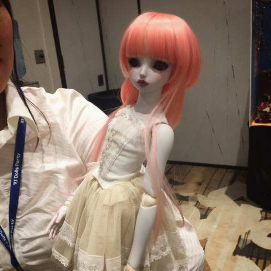 [Volks] Dollfie Icon - Lilac, Clover, Serra, Terra Tumblr10