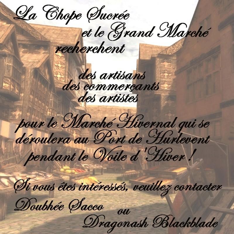 Le Marché Hivernal Marchy10