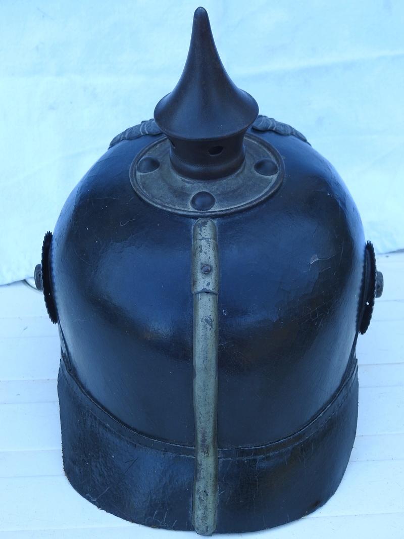 Casque prussien modèle 1915 pointe amovible Dscn3231