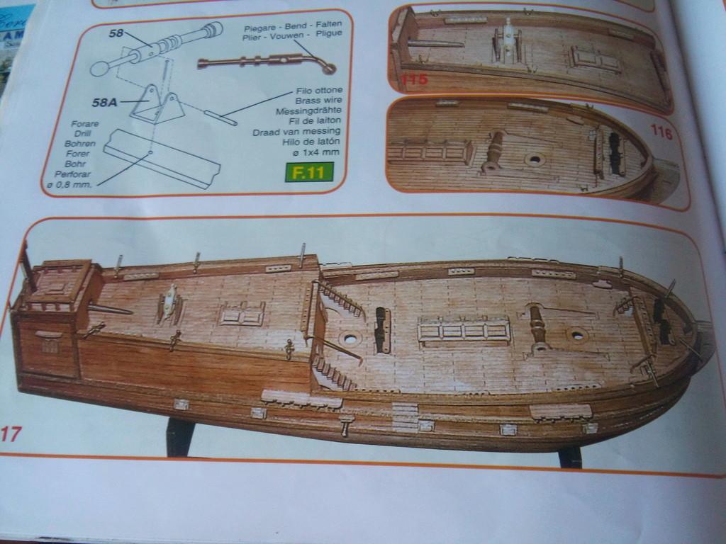costruzione - Golden Star in costruzione! Mantua Model - Pagina 4 20170818