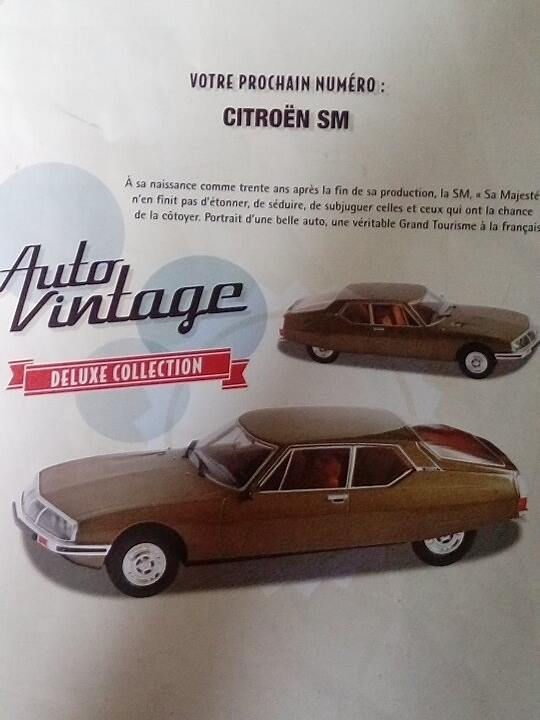 "2015 - Hachette Collections > ""Auto Vintage"" au 1/24 >> 2016  19990110"