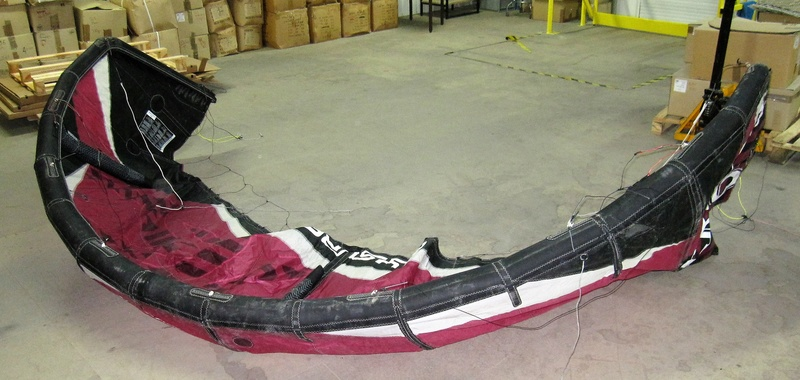 [Vendue] Flysurfer Cronix 6m nue - 180 € Img_0314