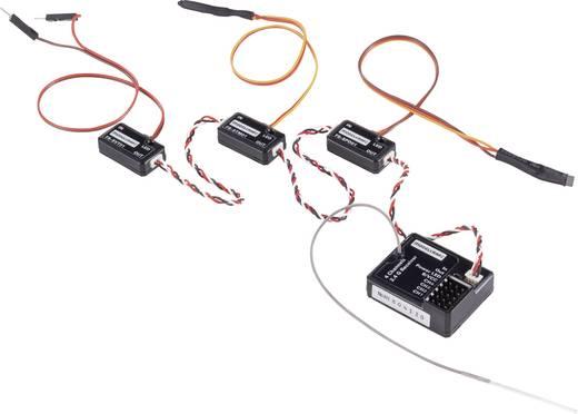 Modellcraft Gt4 Fernsteuerung mit gt2 Empfänger? Gt4-v210