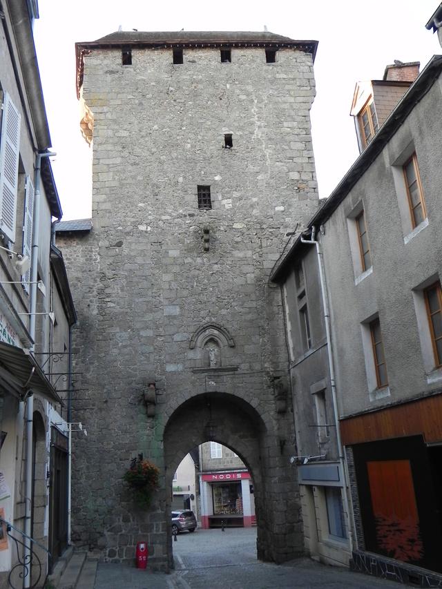 Camp médiéval de la Souterraine (Creuse) Dscn4113