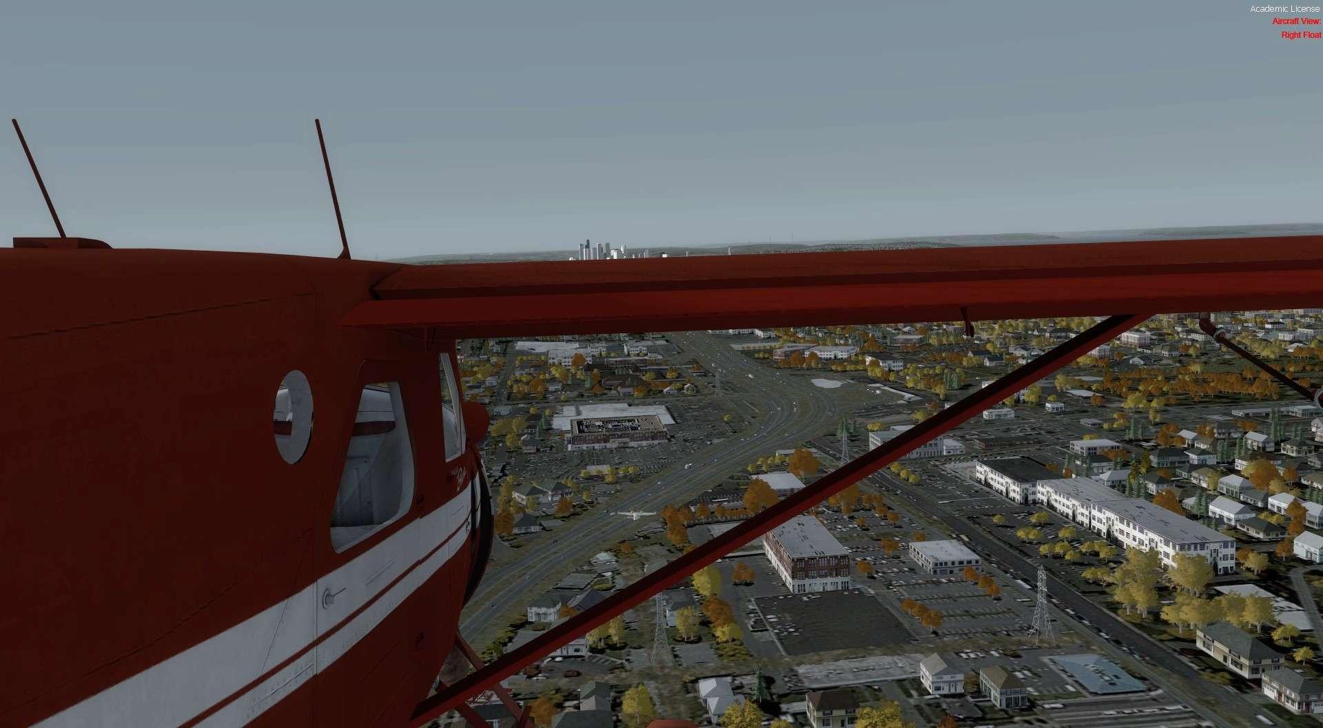 Compte rendu du vol Kenmore Air Harbor (W55) à Kenmore Air Harbor (W55) 2017-119