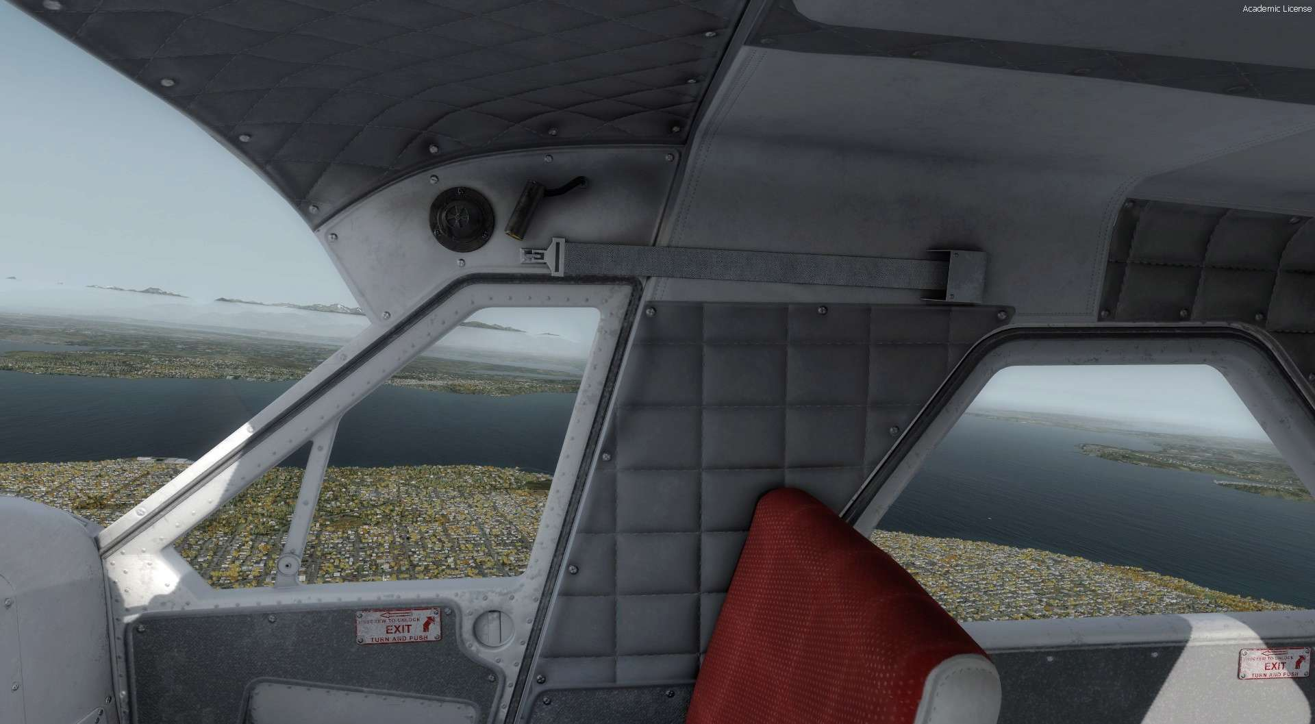 Compte rendu du vol Kenmore Air Harbor (W55) à Kenmore Air Harbor (W55) 2017-120