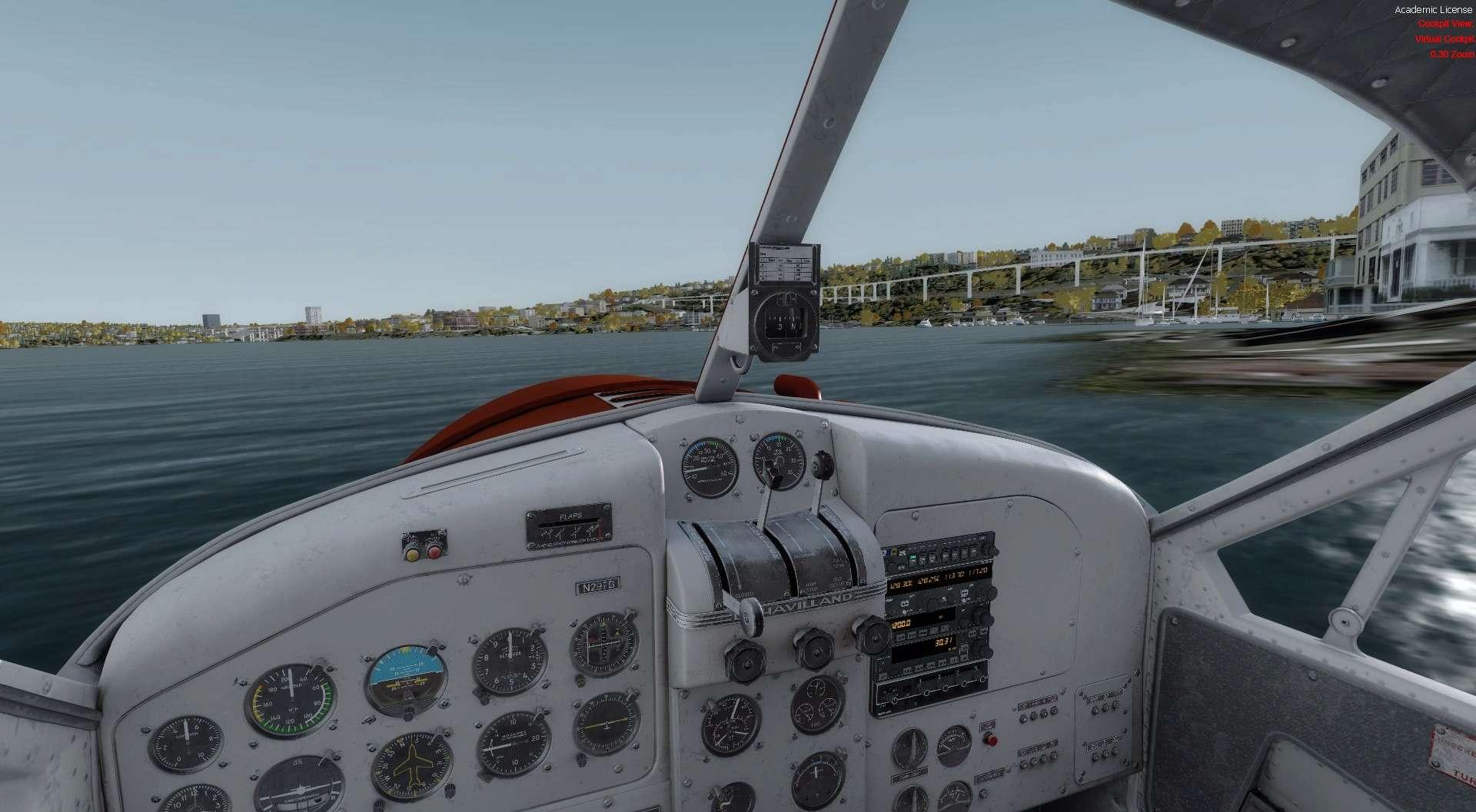 Compte rendu du vol Kenmore Air Harbor (W55) à Kenmore Air Harbor (W55) 2017-125