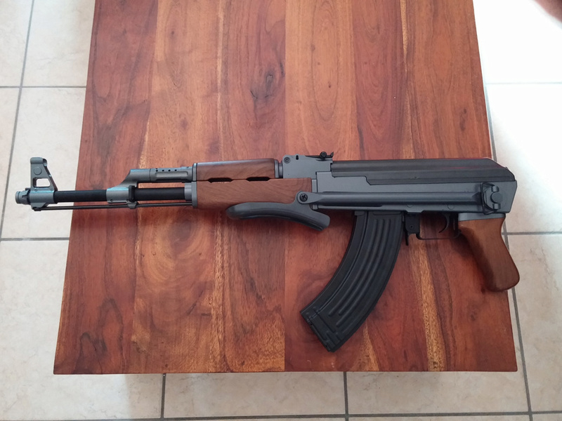 AK 47 Cyma CM028S (CM028S) 20170610