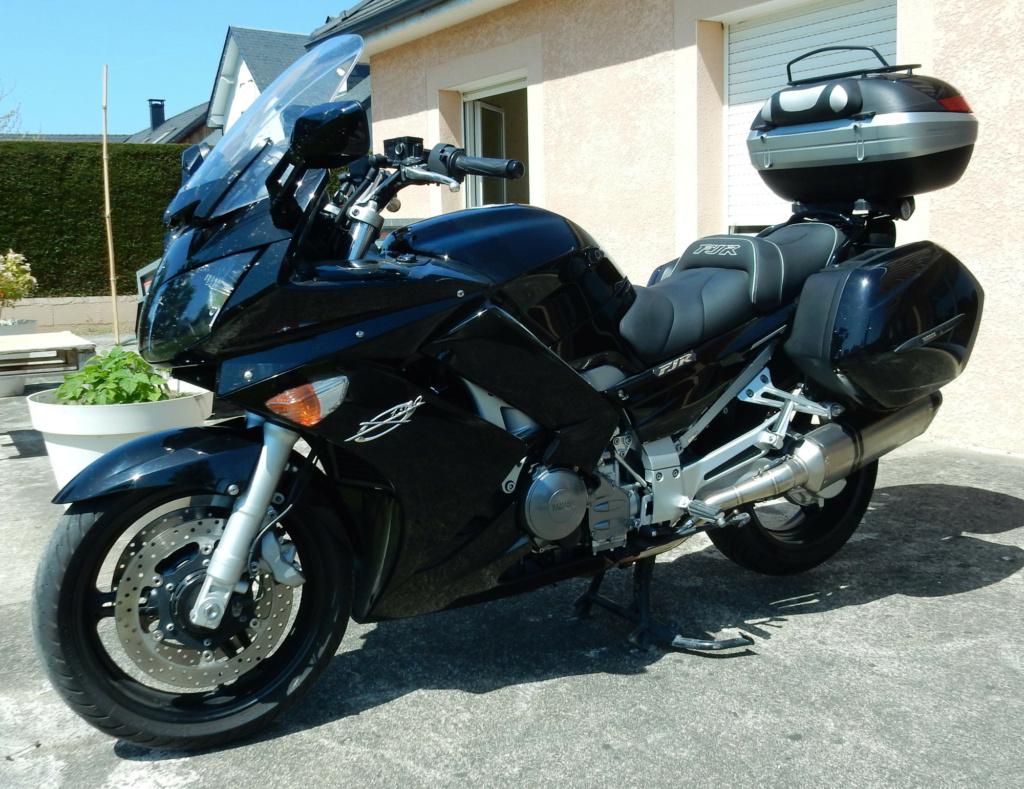 Vends Yamaha 1300 FJR ABS Moto_110