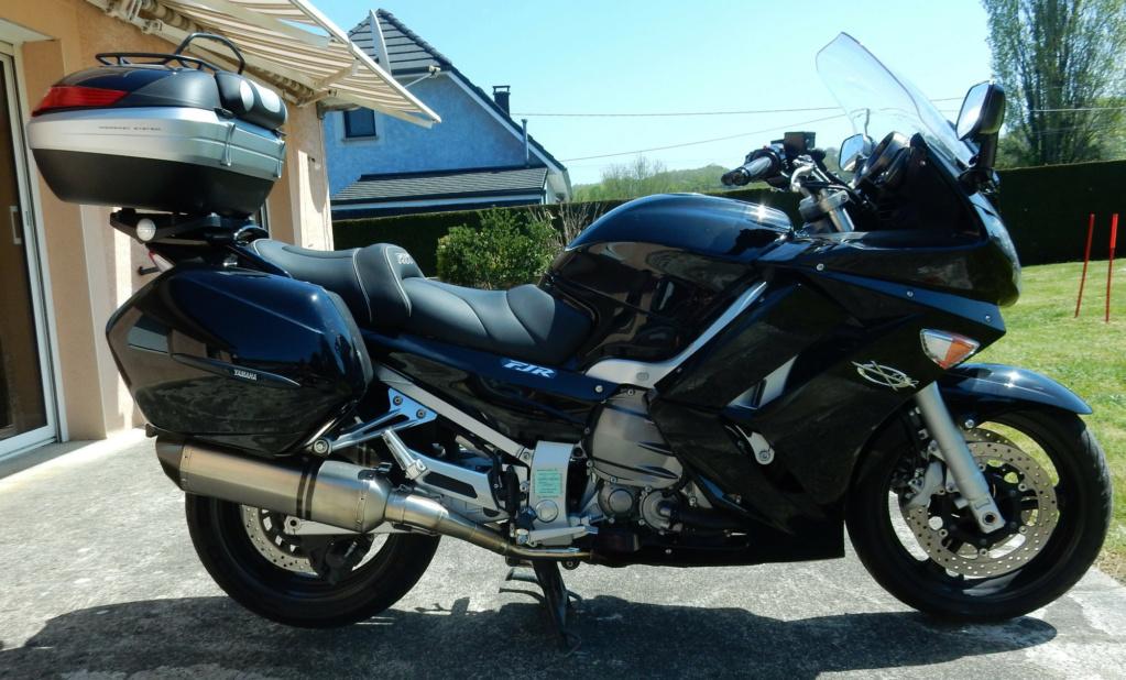 Vends Yamaha 1300 FJR ABS Moto_210