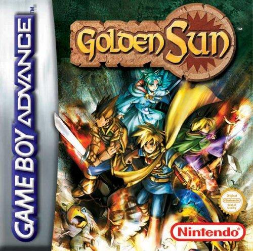 [SAGA JEU VIDEO] Golden Sun 61x40t10