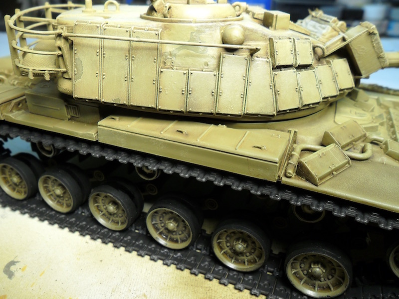 "M 60 ""Blazers"" o ""Magach"" by MacPit Sam_4457"