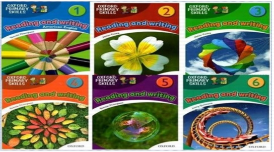 [Series] Oxford Primary Skills Books, Reading And Writing 6 Levels 295