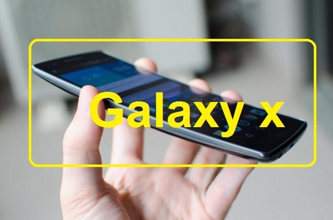 لهواة التكنولوجيا تعرف على.. هاتف ساسمونج Galaxy X القابل للطي Jlksy_10