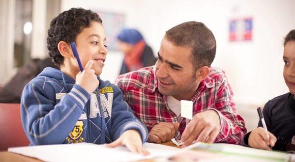 مهارات لتحسين قراءة اللغة العربية لطلاب اولى ابتدائى Uoa-2-10